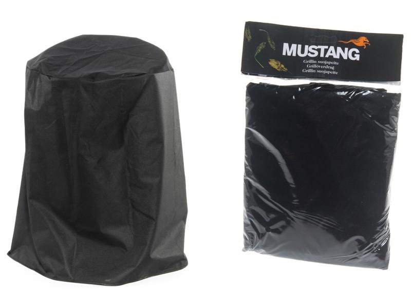 Mustang Grillabdeckung Ø 64 x 85 cm Gasgrill Schutzhülle Abdeckung schwarz